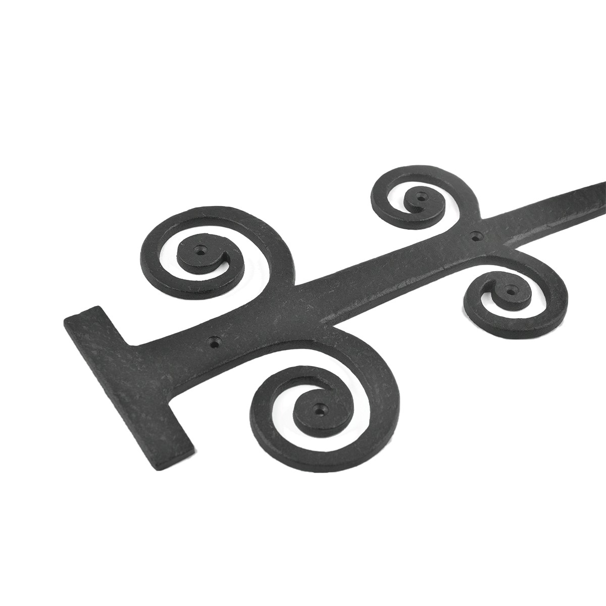 10 Decorative Heavy Iron Door Strap Hinge Spade 16 Long wrought iron strap hinge door strap hinge decor decorative door strap hinge iron