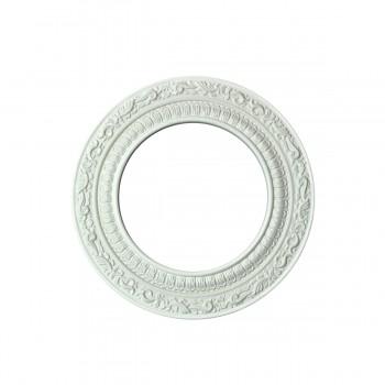 <PRE>Spot Light Trim Medallions 6 Inch ID White Urethane Set of 10</PRE>zoom3