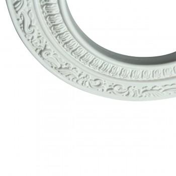 <PRE>Spot Light Trim Medallions 6 Inch ID White Urethane Set of 10</PRE>zoom7
