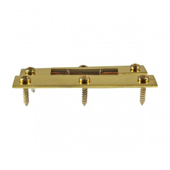 "<PRE>1/4inch Offset Solid Brass Cabinet H Hinge 3"" x 1.75""  Exclusive Offset </PRE>zoom5"