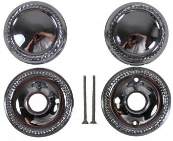 Door Knobs Chrome Knob Privacy Set 2 34 Door Hardware Door Knob Sets Door Knob