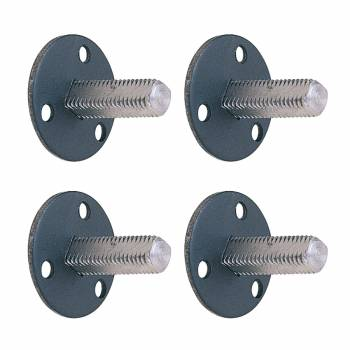 Steel Doorknob Dummy Spindle 138 Vintage Style Pack of 4
