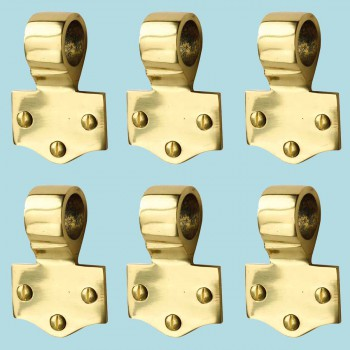 spec-<PRE>6 Sash Lift Solid Brass Offset Eye </PRE>