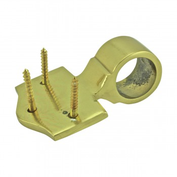 <PRE>6 Sash Lift Solid Brass Offset Eye </PRE>zoom6