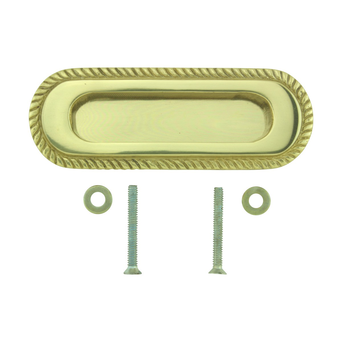 10 Georgian Rope Recessed Sash Lift Bright Brass Window Pulls Window Lifts Sash Lift
