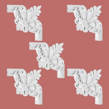 Renovators Supply Door Trim White Urethane Foam Corner Design 5 Pieces Totaling 50 Length White PrePrimed Urethane Crown Cornice Molding Cornice Crown Home Depot Ekena Millwork Molding Wall Ceiling Corner Cornice Crown Cove Molding