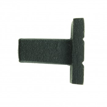 <PRE>Cabinet Knob Drawer Pull Square Aztec Iron Black Pack of 10</PRE>zoom5