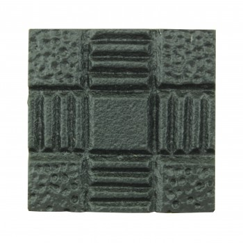<PRE>Cabinet Knob Drawer Pull Square Aztec Iron Black Pack of 10</PRE>zoom6