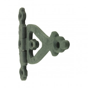 <PRE>3 Inch Black Wrought Iron Door Hinge Strap RSF Finish Barn Door Hinges Pack of 6</PRE>zoom7