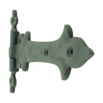 <PRE>7 Inch Wrought Iron Strap Hinge Southern Charm RSF Resistant Barn Pack of 6</PRE>zoom7
