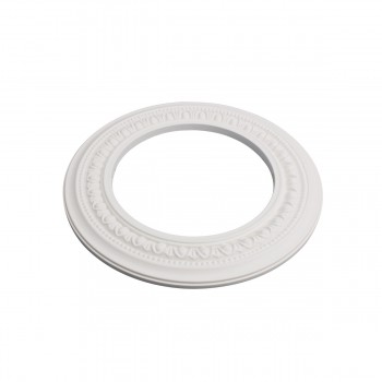 <PRE>White Urethane Spot Light Trim Recessed Durable Foam 6-1/2inch ID Pack of 5</PRE>zoom3