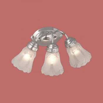 <PRE>Bright Chrome Elegance Wall Lamp </PRE>zoom2