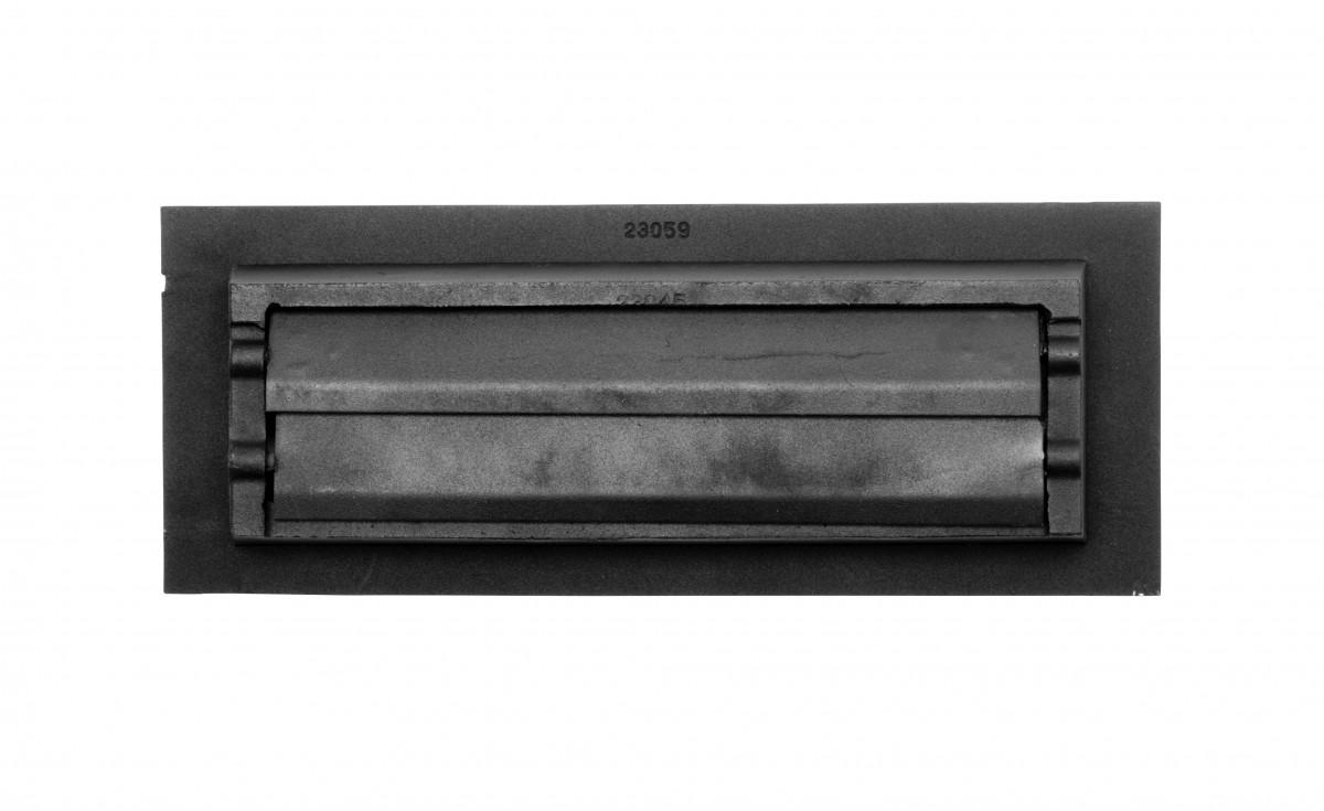 8 Floor Heat Register Louver Vent Victorian Cast 4 x 12 Duct Heat Register Floor Register Wall Registers