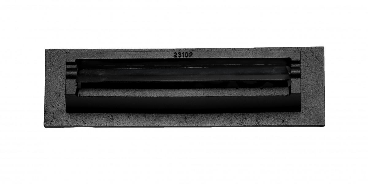 10 Floor Heat Register Louver Vent Cast 2 14 x10 Duct Heat Register Floor Register Wall Registers