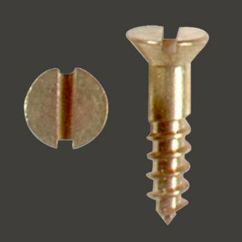 <PRE>#4 Brass Flat Head Wood Screws 1/2inch Qty 25 </PRE>zoom2