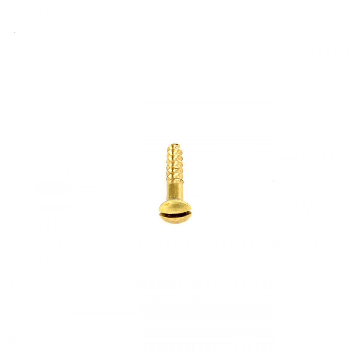 Brass Oval Head Wood Screws # 6 34 Qty 25 Screws Oval Head Wood Screws Brass Screws