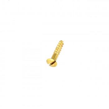 <PRE>Brass Oval Head Wood Screws # 6 3/4inch Qty 25 </PRE>zoom4