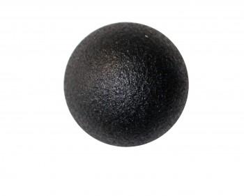 <PRE>Cabinet Knob Black Brass 1inch Dia Ball </PRE>zoom3