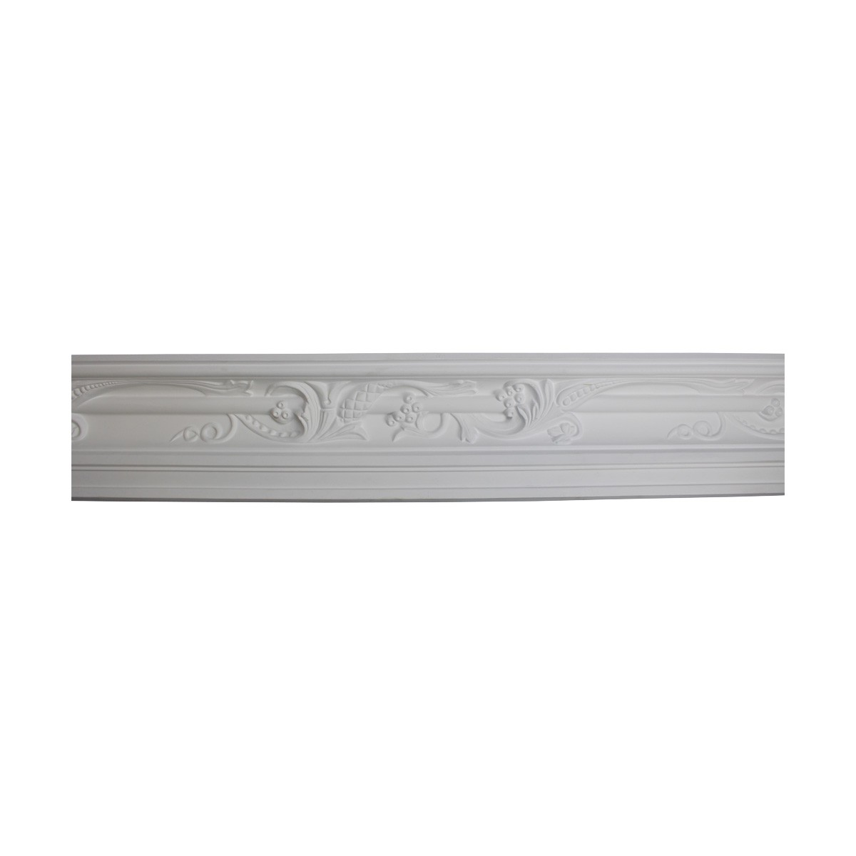 Renovators Supply Cornice White Urethane Julia Ornate Design 6 Pieces Totaling 561 Length White PrePrimed Urethane Crown Cornice Molding Cornice Crown Home Depot Ekena Millwork Molding Wall Ceiling Corner Cornice Crown Cove Molding