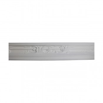 <PRE>Renovator's Supply Cornice White Urethane Julia Ornate Design 6 Pieces Totaling 561inch Length</PRE>zoom6