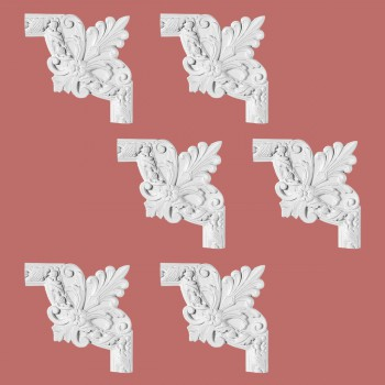 Renovators Supply Door Trim White Urethane Foam Corner Design 6 Pieces Totaling 60 Length White PrePrimed Urethane Crown Cornice Molding Cornice Crown Home Depot Ekena Millwork Molding Wall Ceiling Corner Cornice Crown Cove Molding