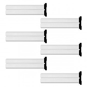 <PRE>Renovator's Supply Crown Molding White Urethane Honfleur  Design 6 Pieces Totaling 576inch Length</PRE>zoom1