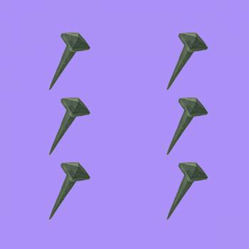 <PRE>Decorative Square Pyramid Wrought Iron Nails Clavos Antique Design Iron Nails</PRE>zoom2