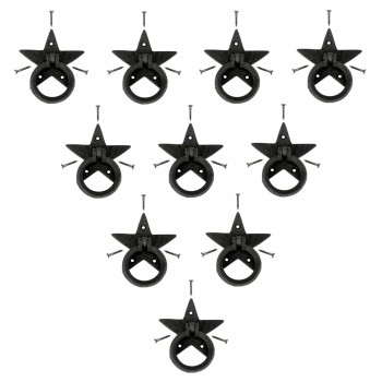 <PRE>Cabinet Drawer Ring Pull Southern Star Design Pack of 10</PRE>zoom1