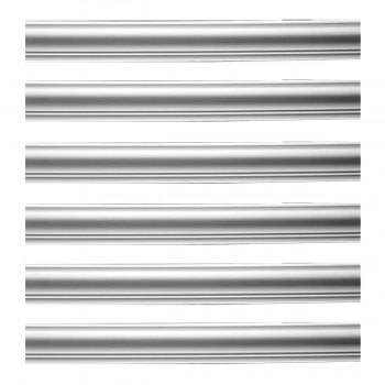 <PRE>Renovator's Supply Cornice White Urethane Hamilton Simple Design 6 Pieces Totaling 567.75inch Length</PRE>zoom1