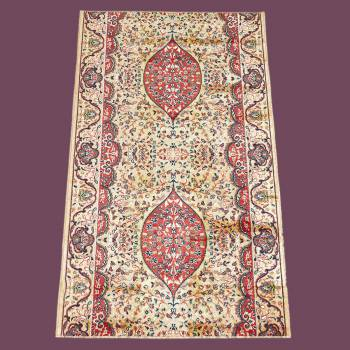 <PRE>Runner Area Rug 2' 2inch Wide, Sold by Foot Red Silk Blend </PRE>zoom2