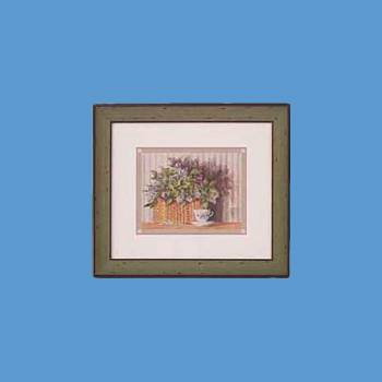 "<PRE>Wall Art Scent of Thyme Framed 25.5inchW x 22.5""H </PRE>zoom2"