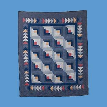 <PRE>Cotton Cabin Throw 50&quot; x 60&quot; </PRE>
