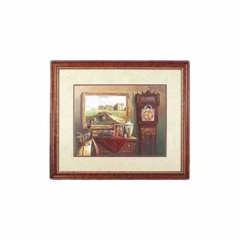 Wall Art Old Timers Print Framed 30