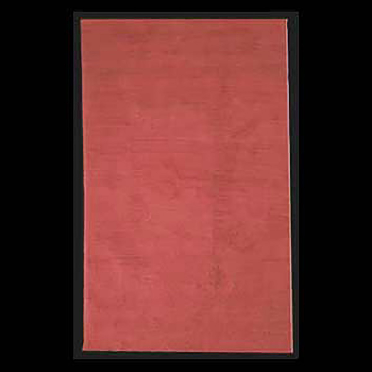 Rectangular Area Rug 9 x 6 Red Cotton Cotton Rugs Cotton Rug Cotton Area Rug