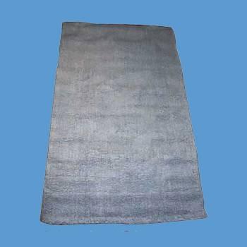 <PRE>Rectangular Area Rug 5' x 3' Blue Cotton </PRE>zoom2