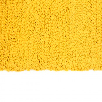 """<PRE>Carpet Runner Yellow 100% Cotton Hooked Rug 30inch x 96"""" </PRE>zoom5"""