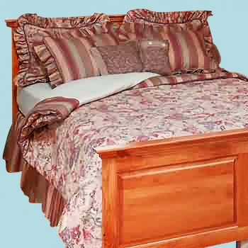 <PRE>Waverly Cotton Comforter Mulberry Lookout Mtn King Size </PRE>