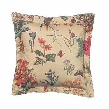 <PRE>Cotton Botanical Pillow 16inch Square </PRE>zoom1