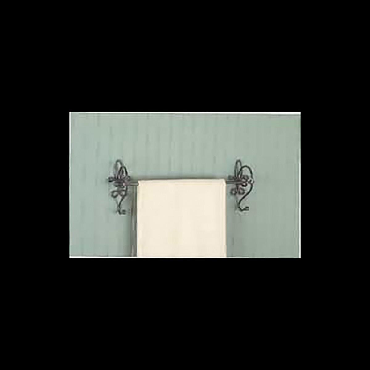 Towel Bar Nickel 18 Bar Bathroom Towel Bar Towel Bars Towel Holder