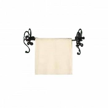 Nickel Finish Towel Bar 18-3/4