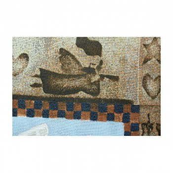 "<PRE>Angel Hanging Wall Quilt Acrylic-Polyester 26inchW x 36""L </PRE>zoom4"