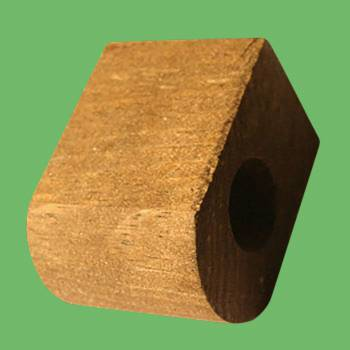 <PRE>Curtain Rod Coupler Support Antique Pine 3inch Projection </PRE>zoom2