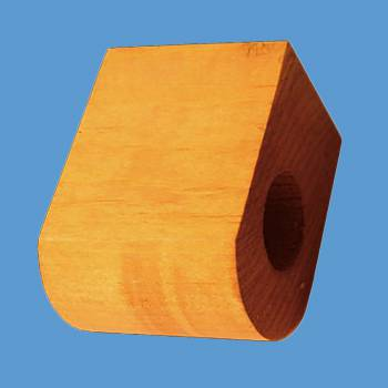 <PRE>Curtain Rod Coupler Support Heirloom Pine 3inch Projection </PRE>zoom2