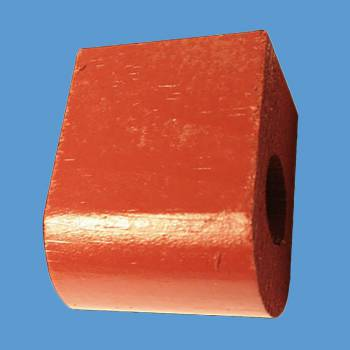 <PRE>Curtain Rods Coupler Support Red PIne 3inch Projection </PRE>zoom2