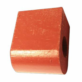 Curtain Rods Coupler Support Red PIne 3