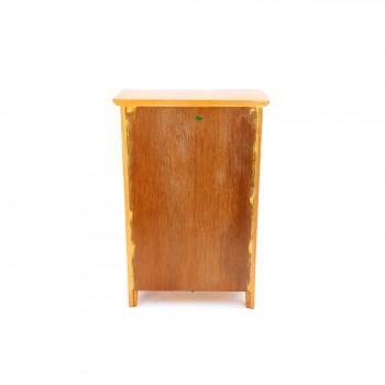 <PRE>Miniature Furniture Mini Armoire Holiday Decoration 17inchH </PRE>zoom7