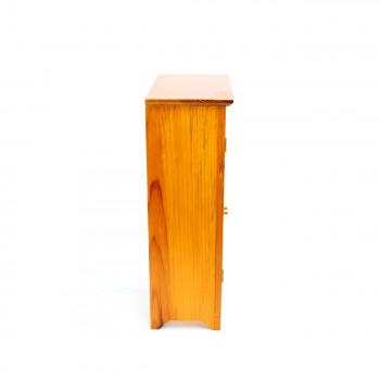 <PRE>Miniature Furniture Mini Armoire Holiday Decoration 17inchH </PRE>zoom8