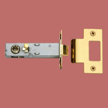 <PRE>Reversible Brass Door Latch Set - Easy Install - Privacy Pin</PRE>zoom2