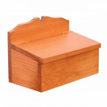 Letter Box Heirloom Pine Box Kitchen Storage 665957grid