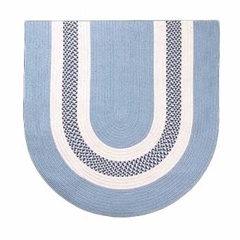 Blue Reversible USA Made 100% Cotton